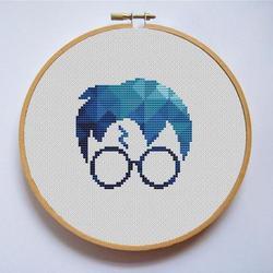Point de croix spécial Harry Potter et Animaux Fantastiques