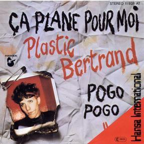 Les incroyables dons de Plastic Bertrand