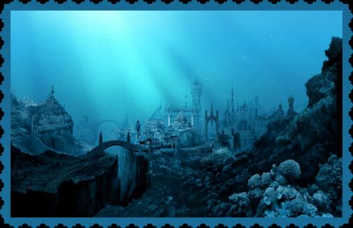 L'Atlantide, ou la Cité perdue