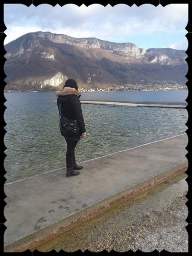 Le mystérieux Lac d'Annecy