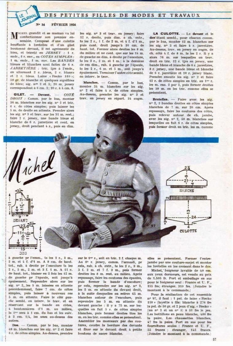 Pour avoir bien chaud en Février 1956