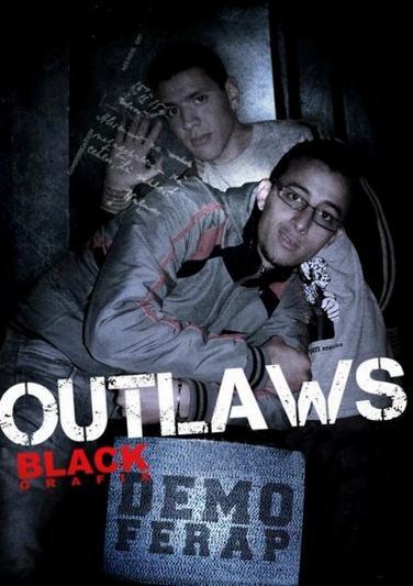 Outlaws - Démo F  Rap [ 2011 ]