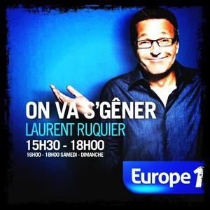"""Line Renaud - Invitée mystère de """"On va s'gêner"""" (L. Ruquier) sur Europe 1 le 10-01-13"""