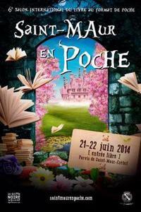 """Line Renaud - Marraine 2014 du festival """"Saint-Maur en poche"""""""