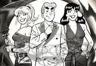 """En passant il vont faire une série """"Riverdale"""" pas en comique ..Ca promet moi je suis une grande fan des bd Archie. il y a 2 choses que j'aime dans les livres les dictionnaires et les bd."""