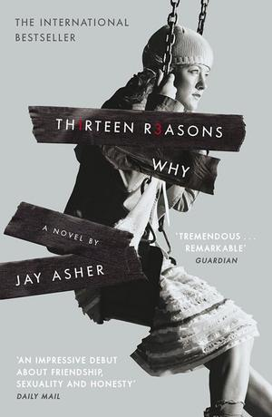Th1rteen R3asons why, Jay Asher