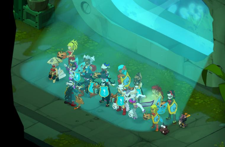 Présentation de la guilde Turquoise