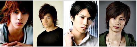 J-Drama Takumi-kun série 1 : Soshite Harukaze ni Sasayaite ♥