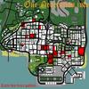 Délimitation zones rouges.