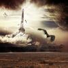 [Matte Painting] La Tour Eiffel dans les nuages !