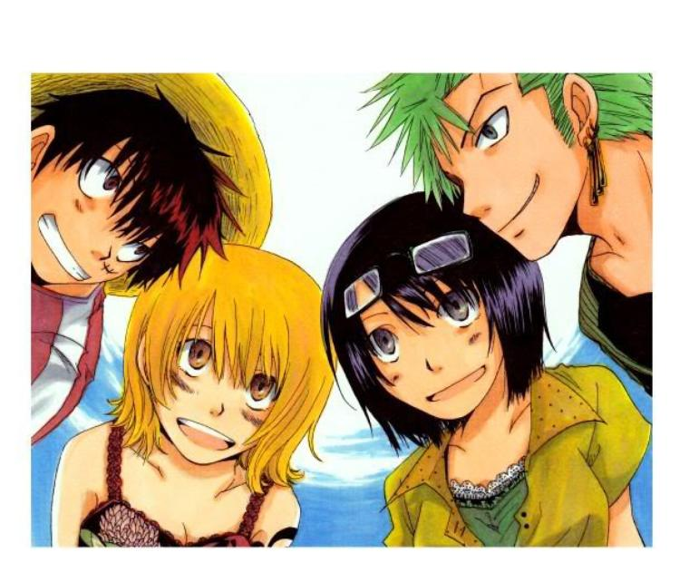 Luffy ♥ Nami (partie 6)