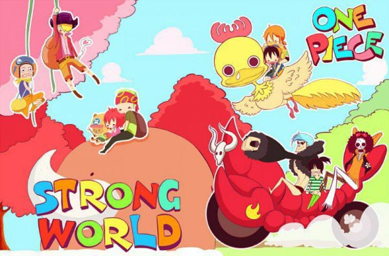 Strong World (partie 2)
