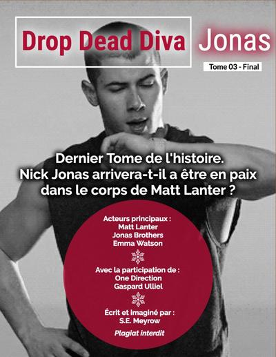 Fiction n°5 - Chapitre 08 - Tome 3 - #DDDJ