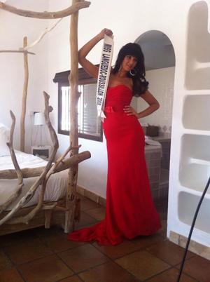 Interview de Cindy Filipiak - Miss Languedoc Roussillon 2008