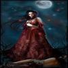Vampire A La Pleine Lune