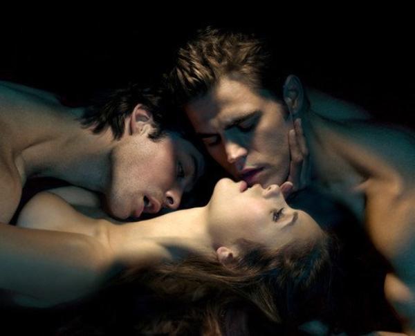 """Une Série Que Je Vous Invite A Découvrir : """"The Vampire Diaries"""""""