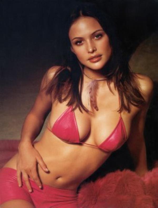 Mes Top-Models Favoris (Je ne sais pas si l'on peut les qualifier d'Artistes !) : 2. Josie Maran