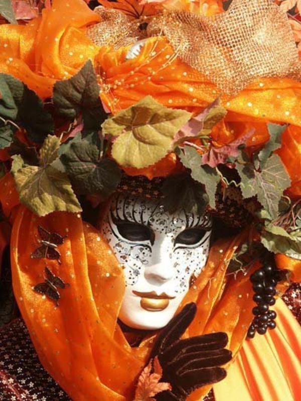 Le Carnaval de Venise M'A Toujours Fascinée...Un Superbe Souvenir !
