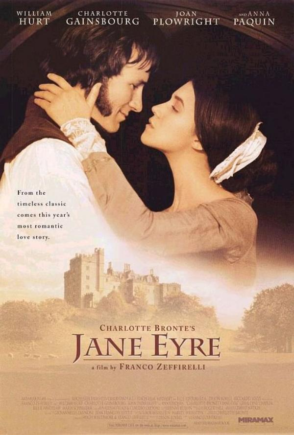 Jane Eyre et Edward Rochester