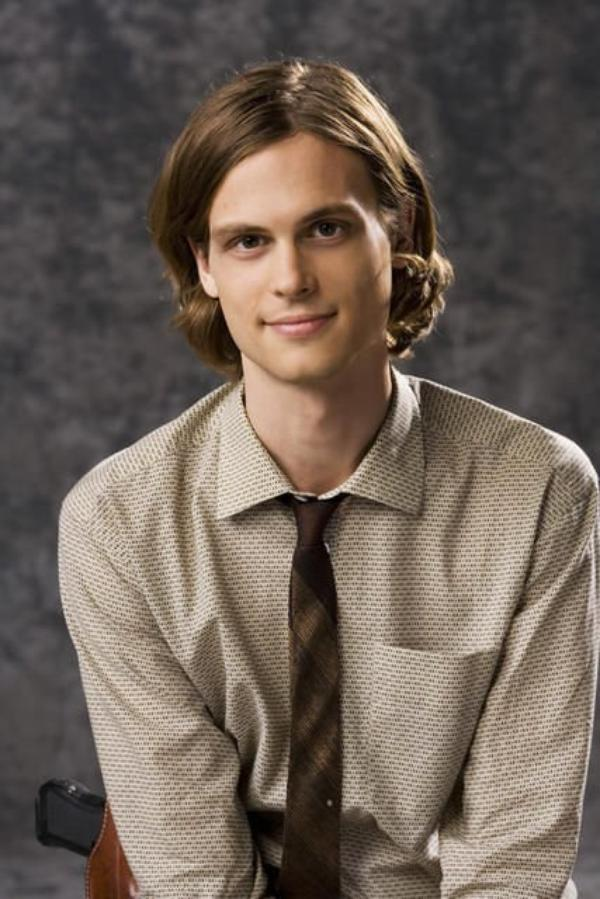 Le Dr Spencer Reid