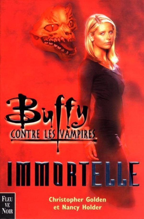 """""""Buffy"""" en Livre !"""