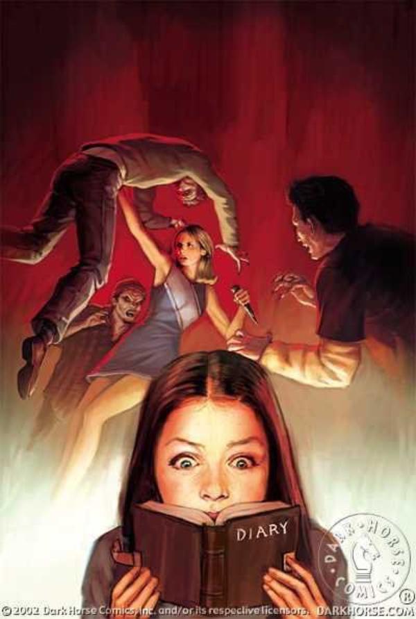 Devinez à cause de qui Buffy s'est retrouvée à l'Hôpital Psychiatrique ?!
