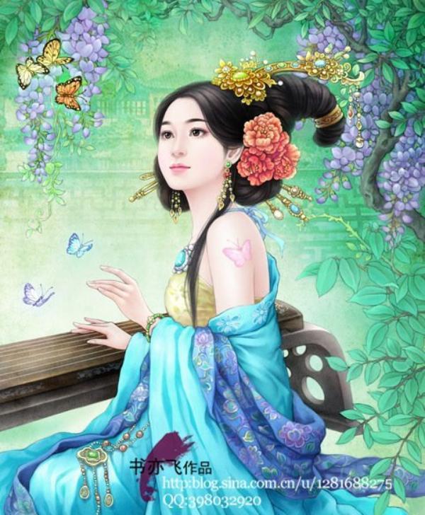 Chaque Papillon Amène de la Musique sur ses Ailes...