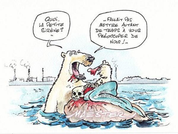 Ecologie : Si L'On Ne Prend Pas des Mesures Dès Maintenant ...