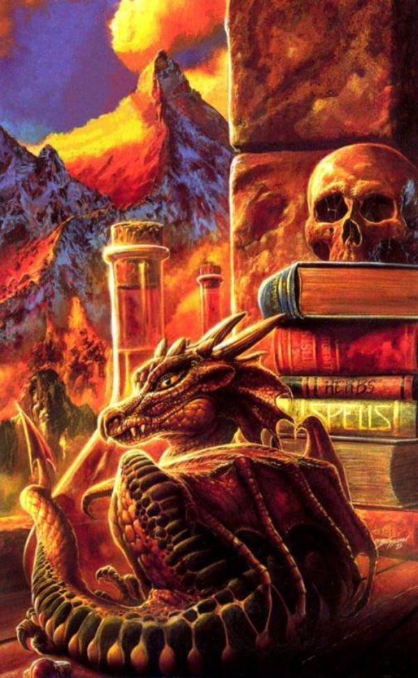 Dragon et Alchimie