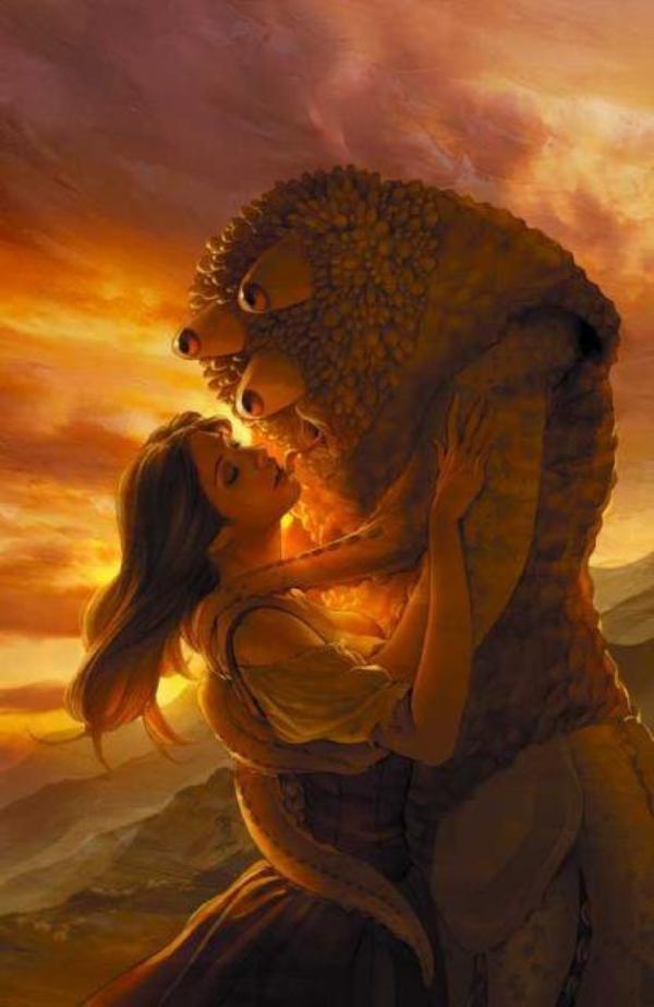 Dawn et son Amoureux