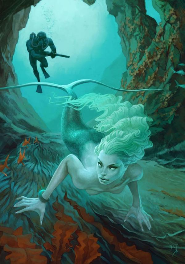 La Chasse à la Sirène