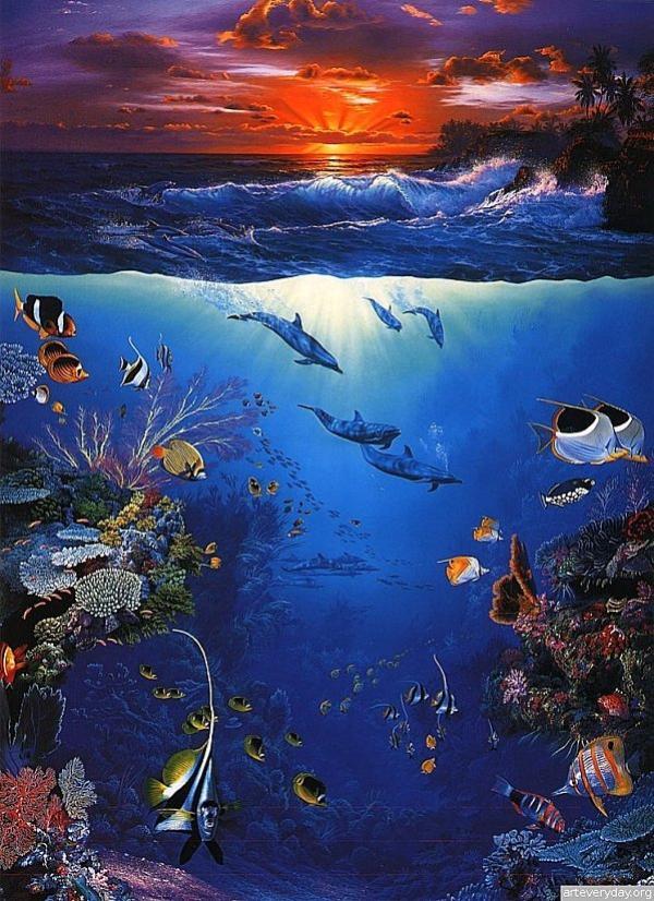 Le Jardin de l'Océan