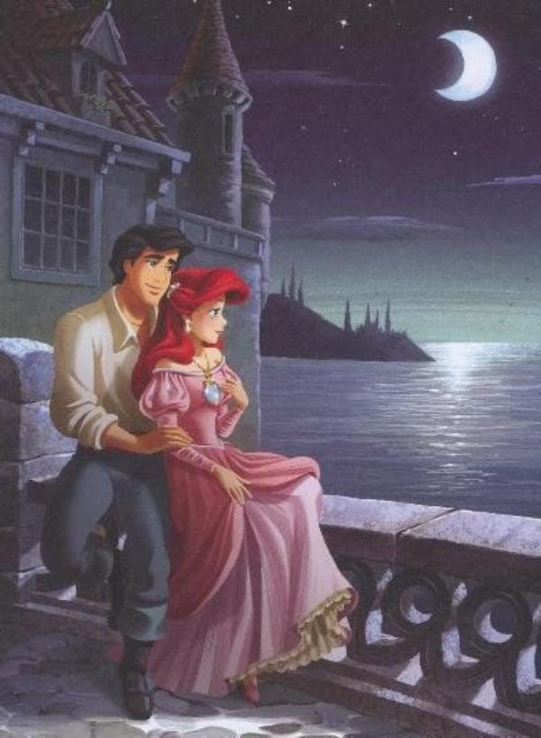 Ariel a réalisé son Rêve !!