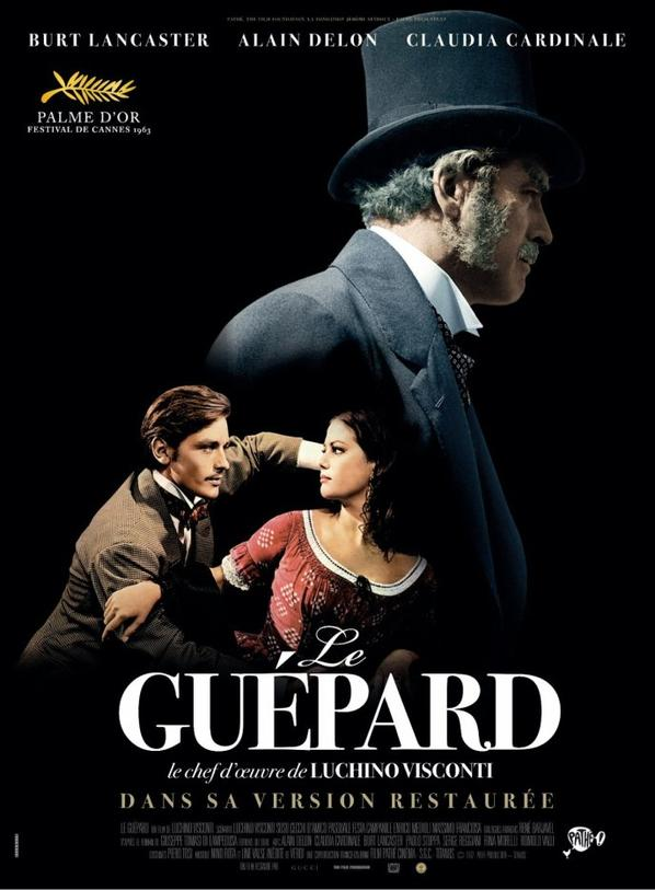"""Critique du Film """"Le Guépard"""" de Luchino Visconti (1963)"""