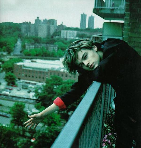 Le Jeune Leonardo DiCaprio