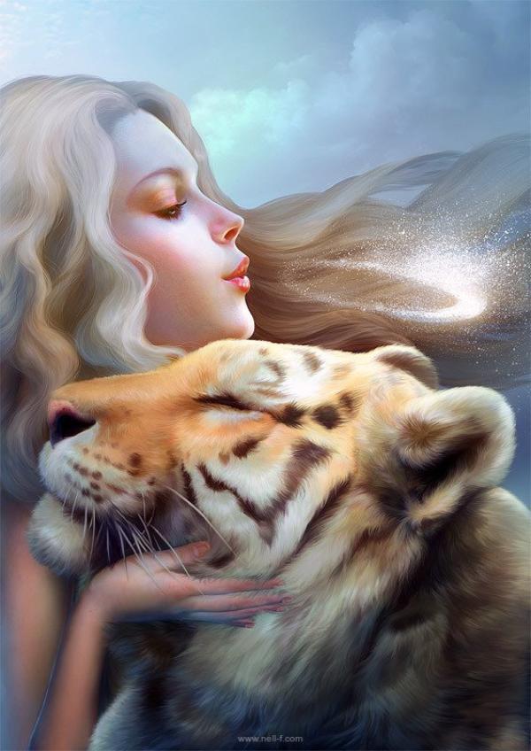 L'Ame du Tigre