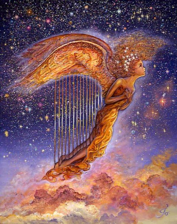 L'Ange à la Harpe