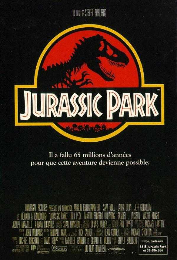 """""""Jurassik Park"""" (1993)"""