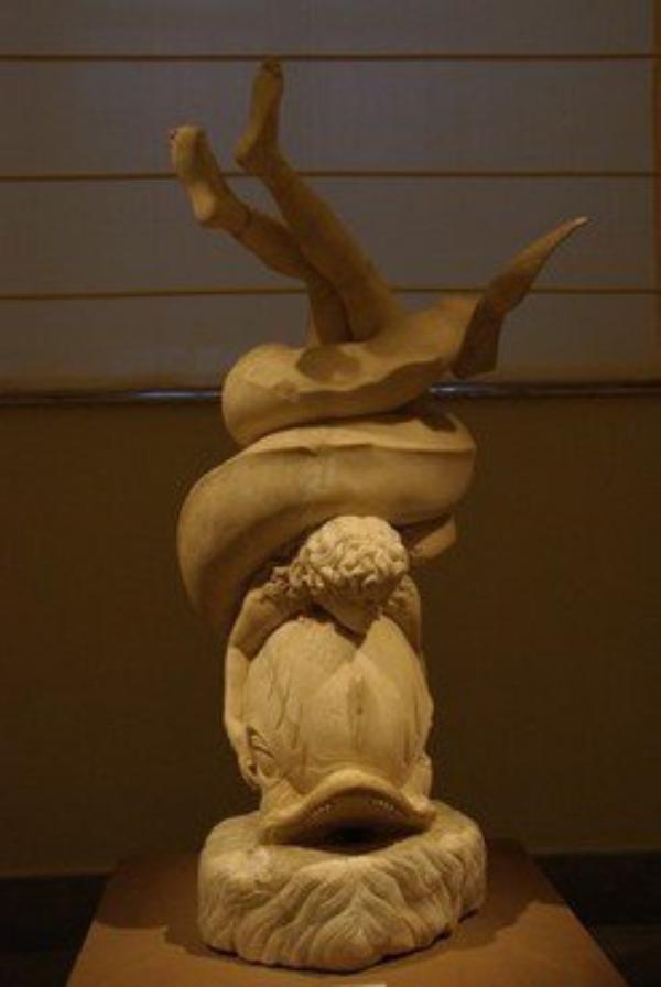 Eros et le Dauphin