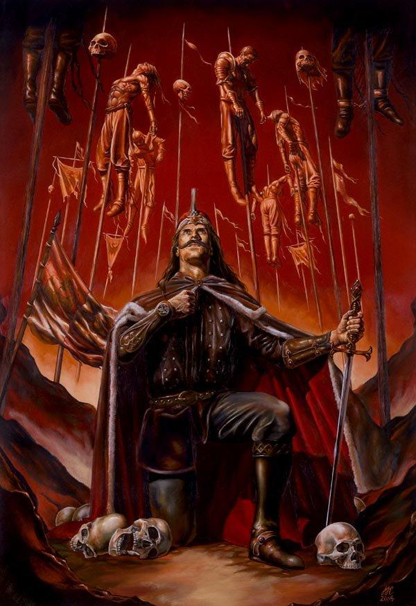 Vlad Tepes l'Empaleur
