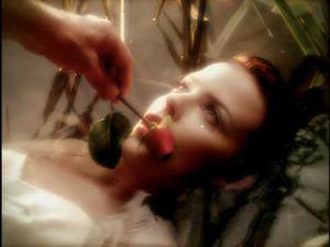 """Nick Cave And The Bad Seeds en Duo avec Kylie Minogue : """"Where The Wild Roses Grow"""". (Vous pouvez activer les sous-titres : la traduction du texte est presque parfaite !)"""