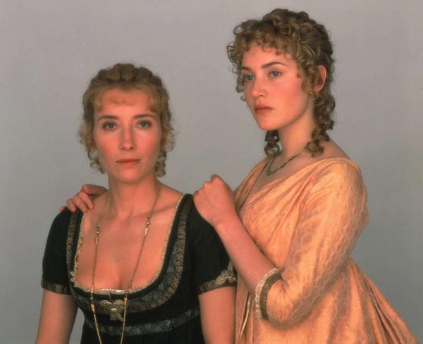 """""""Raison et sentiments"""", roman publié en 1811, est l'une de mes prochaines lectures. Je ne raffole pas de l'univers littéraire créé par Jane Austen, malgré son talent d'écriture, mais  l'adaptation cinématographique d'Ang Lee (1995) me touche  - en particulier le personnage de Marianne (Kate Winslet)."""