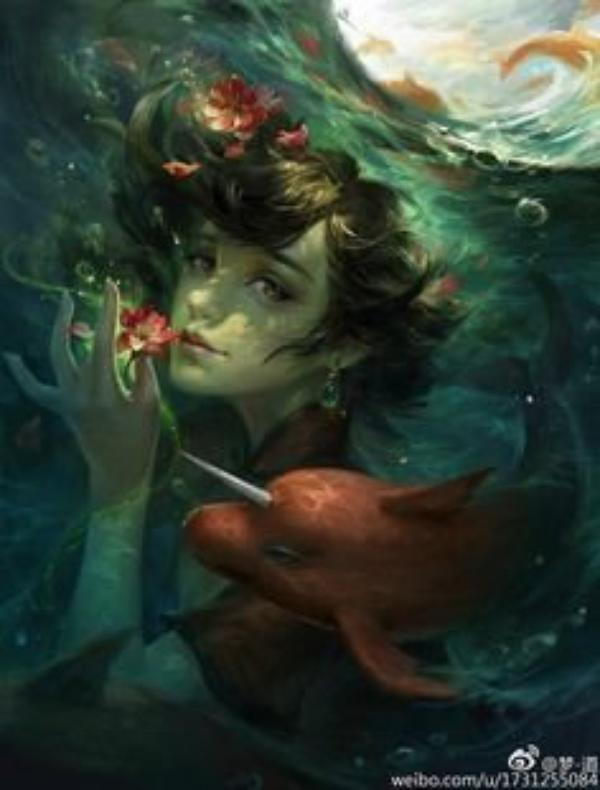 """""""Big fish et Begonia"""" : une animation chinoise qui me touche beaucoup. Attention au tsunami de larmes !"""