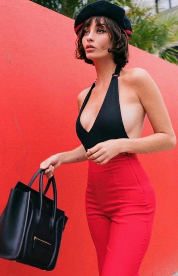 Taylor LaShae, le Nouveau Visage Féminin à l'Aura de Star
