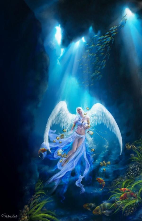 Ange des Mers