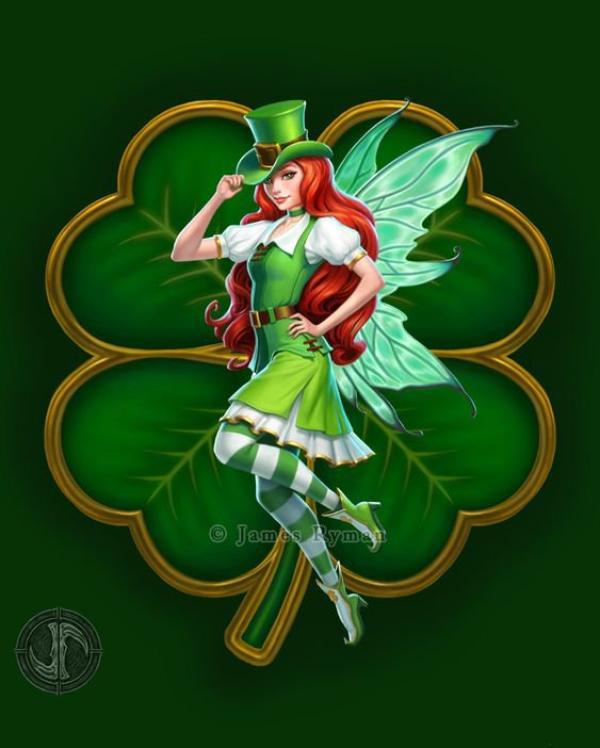 Saint-Patrick est là !
