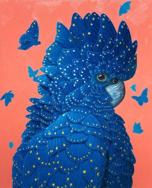 Un artiste dont j'admire le talent : Jon Ching