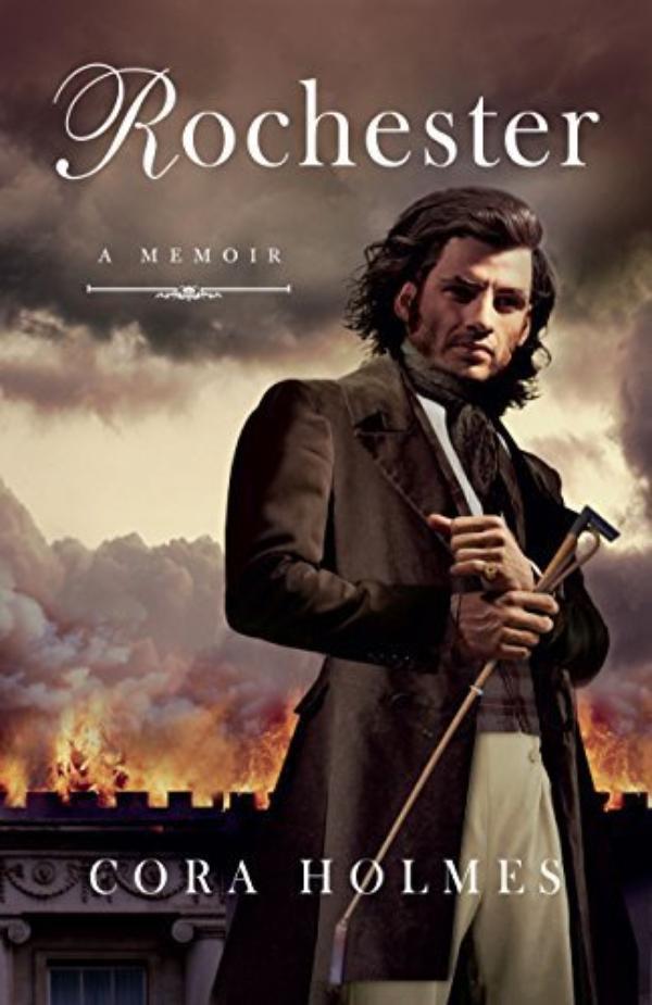 """Regardez ce que je viens de dénicher ! Je serais curieuse d'avoir le point de vue de Rochester sur """"Jane Eyre"""", et ... j'adore la couverture !"""