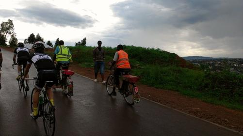 Carnet de bord Tour du Rwanda, samedi 17 novembre