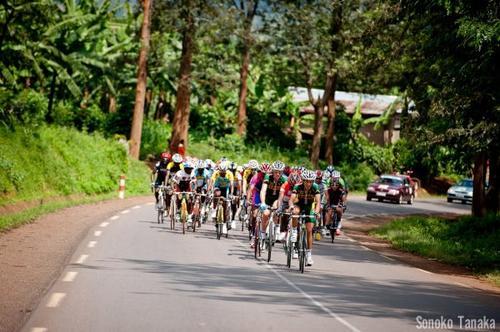Carnet de bord Tour du Rwanda, dimanche 25 novembre